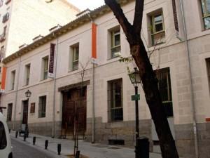 Fachada del Centro Cultural La Corrala